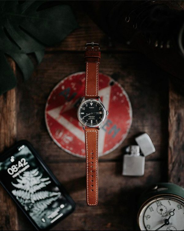 Timex X Red Wing Shoes - Koen Kuik