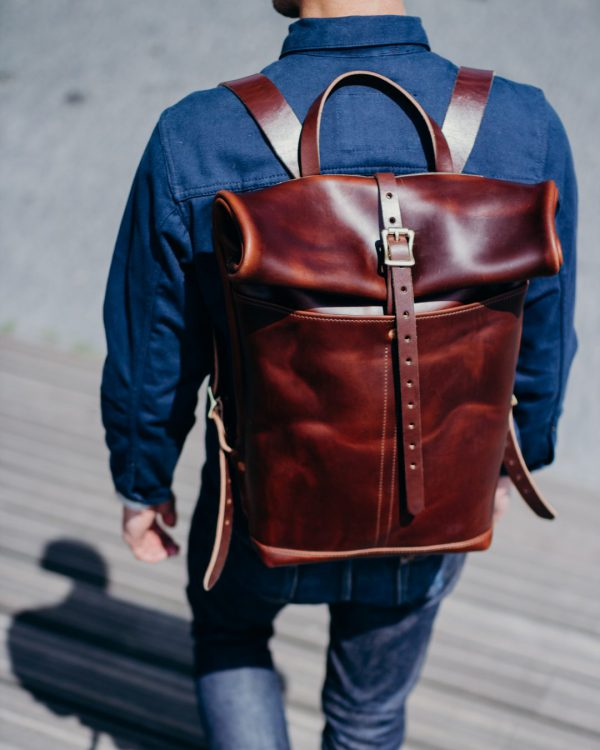 RobinDenim - Leather Bag