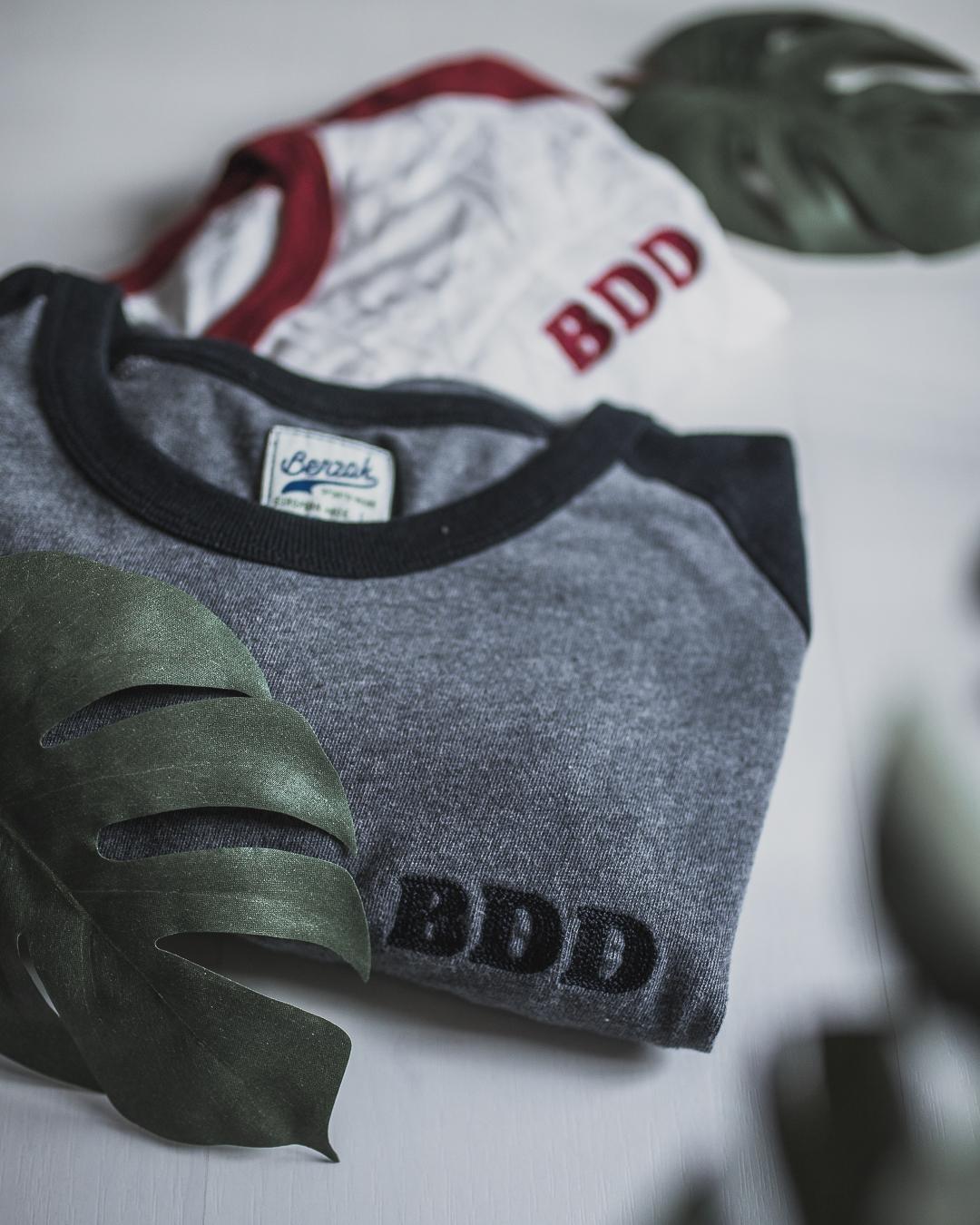 Benzak Denim Developers BaseBall Shirt