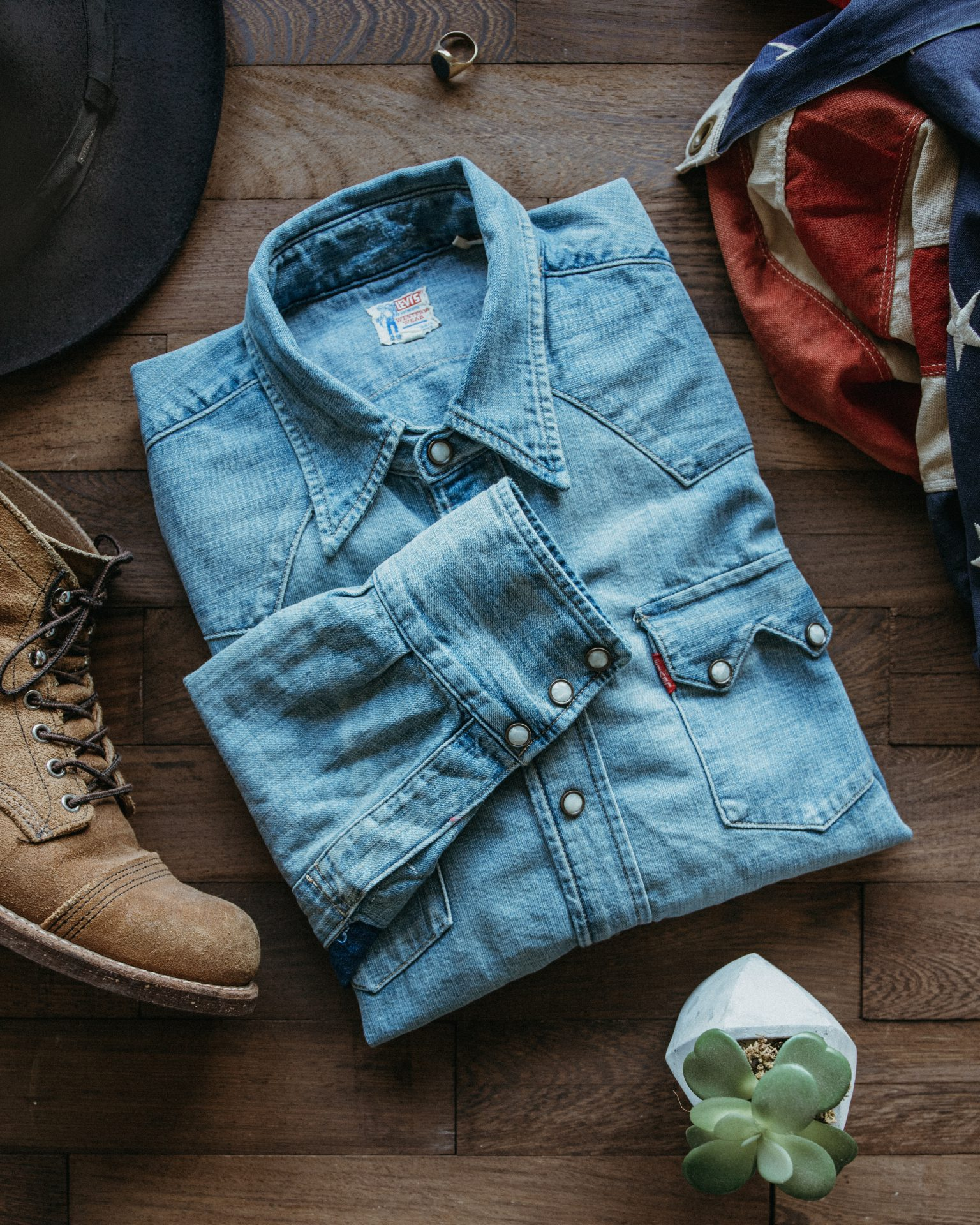 Levi's Sawtooth Shirt